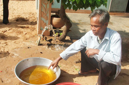 Nước sạch và vệ sinh môi trường đối với sức khỏe con người