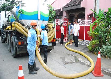 Dịch vụ hút hầm cầu tại Nghệ An